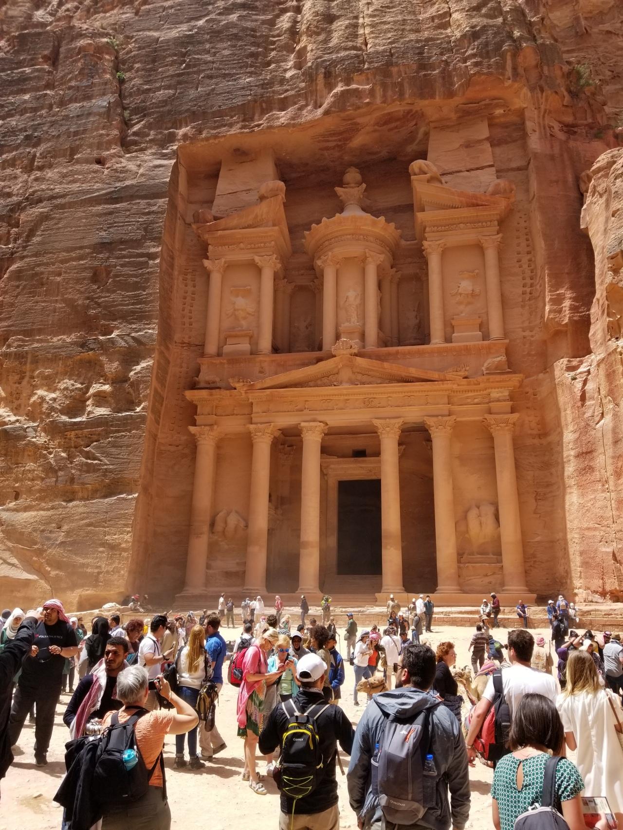 Day 13 : Jordan –Petra
