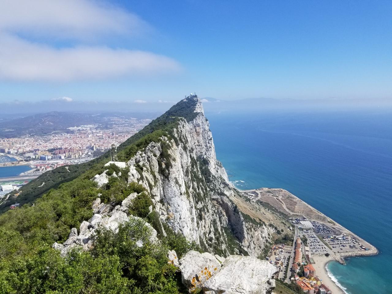 Day 19 : Final Leg –Gibraltar